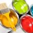 کربنات کلسیم در رنگ سازی