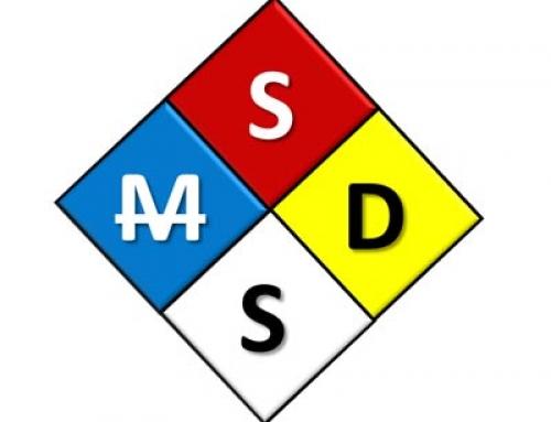 MSDS کربنات کلسیم