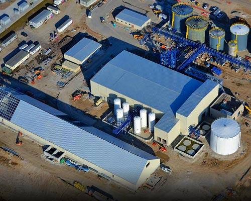 کارخانه کربنات کلسیم قم